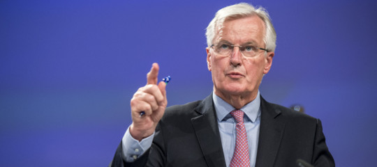 Brexit: Barnier, prepariamoci all'eventualità che non si trovi un accordo