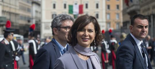 Centrosinistra: Boldrini, non ci sono presupposti per un'alleanza con il Pd