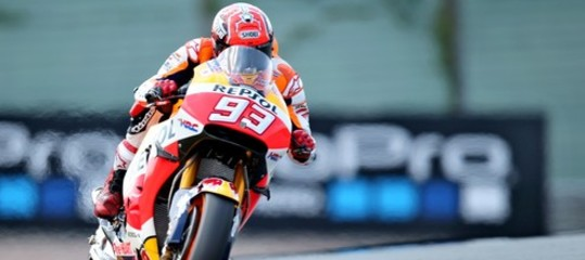 Motomondiale: a ValenciaMarquez terzo e campione del mondo, Pedrosa vince il Gp
