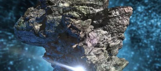 Prove tecniche per difendersi dagli asteroidi