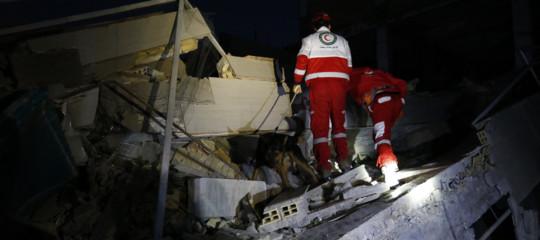 Sisma in Iraq e Iran: il bilancio sale a 328 vittime e 2.500 feriti