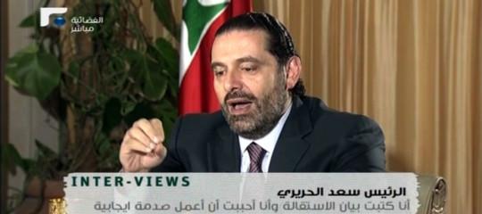 Hariri, quelle dimissioni fanno acqua da tutte le parti. Un retroscena