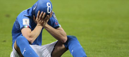 Quella che ha perso i Mondiali (senza giocarli) è la nazionale di Mediocriland