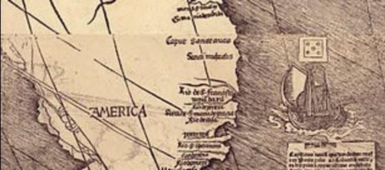 Questa mappa è il certificato di nascita dell'America