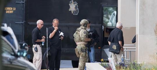 Usa: sparatoria nellascuolainCalifornia, 5 i morti