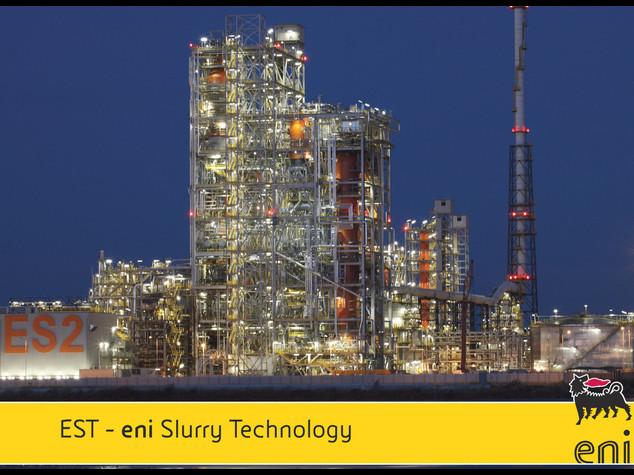 Energia: Eni e Total firmano un accordo sulla tecnologia EST