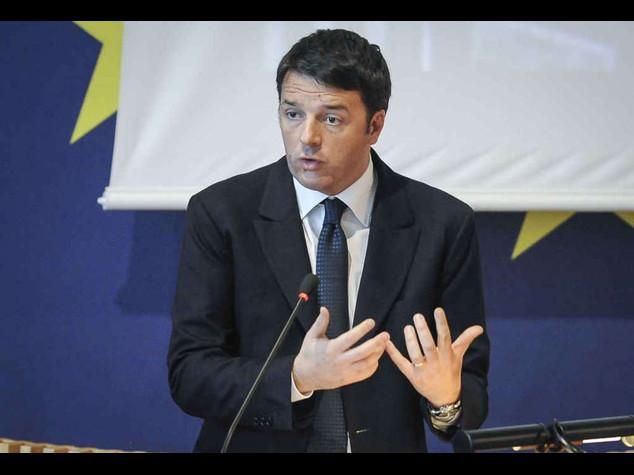 Renzi al Pd: basta mugugni Dobbiamo cambiare l'Italia