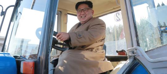 Nord Corea: regime 'condanna a morte'Trumpper aver detto che Kim è grasso