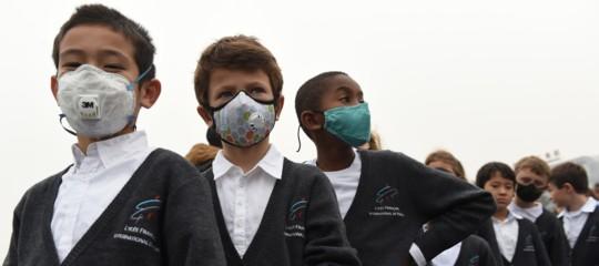 L'inquinamento fa bene ai bambini. Lo sostiene un consigliere diTrump