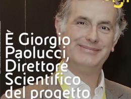 Storia dello scienziato italiano che lavora per la pace. In 60''