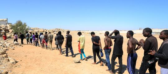 Libia victory cnnschiavi mercanti uomini