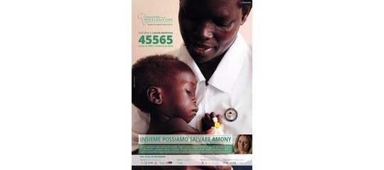 Chi è l'angelo bianco che cura 300 mila ugandesi l'anno e trova i soldi con glisms