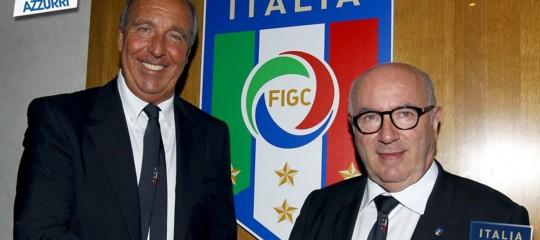 Tavecchionon molla la poltrona del calcio italiano. E schiera una difesa a uomo
