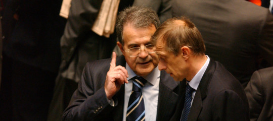 Cosa si sono detti Romano Prodi e Piero Fassino?