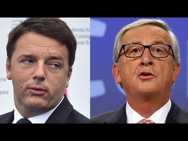 G20: Renzi incontra Juncker e 'rottama' l'auserity