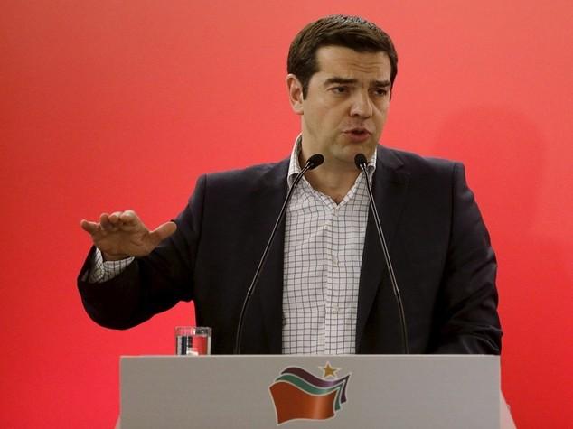 """Grecia: Tsipras, """"pronti a grande 'no' su un cattivo accordo"""""""