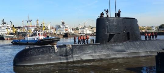 Sul sottomarino scomparso l'aria potrebbe essere finita. Ricerche senza sosta