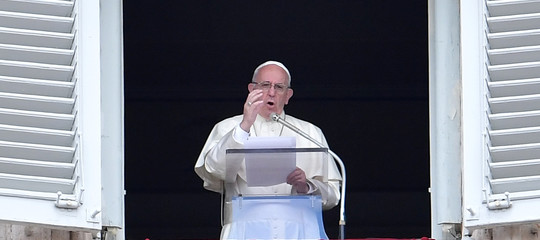 Il discorso di Francesco su omissione e indifferenza è stato emozionante