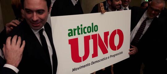 Sì unanime dell'assemblea di Mdp a lista unitaria con Sinistra Italiana