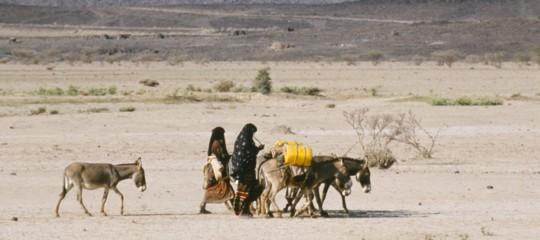 C'è il rischioche il cambiamentoclimatico inneschi conflitti