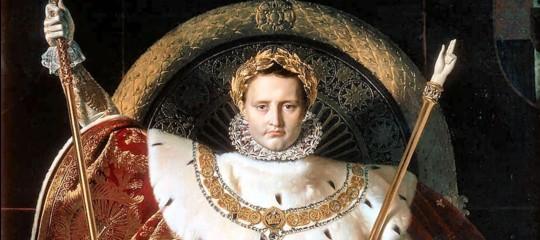 Battuta all'asta per 625.000 euro una foglia della corona d'oro di Napoleone