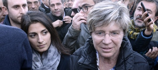 Virginia Raggi supera il test di Ostia