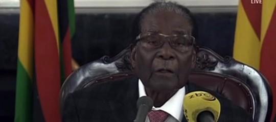 Tutto pronto per l'impeachment diMugabe. La situazione inZimbabwe