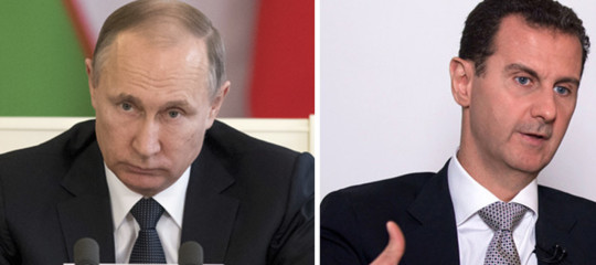 Putinriceve Assad: la sconfitta dei terroristi è vicina