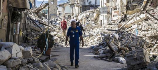 Vi dimostro che i recenti terremoti in Italia erano tragedie evitabili