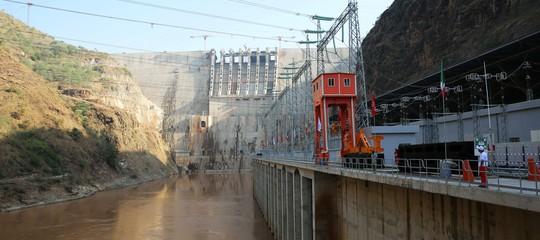 Una diga made in Italy fa litigare Egitto ed Etiopia