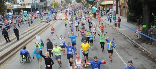 Fare la maratona di New York è come correre dentro un film da attore protagonista