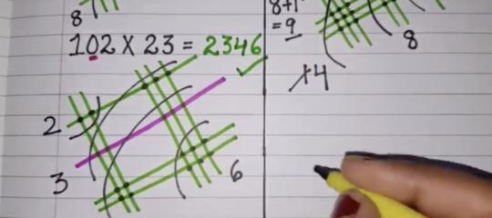 La moltiplicazione giapponese che fa fatto 100 milioni di visualizzazioni