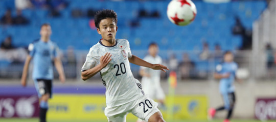 Chi èTakefusaKubo, il baby prodigio giapponese che fa litigare Barcellona eParisSaint-Germain