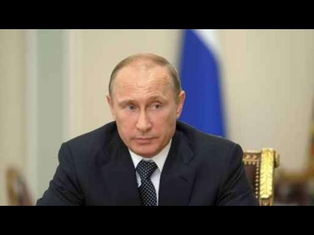 Aereo abbattuto: Putin, faremo di tutto per avviare negoziati pace