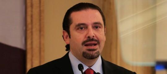 Libano: Hariri rinuncia a dimissioni su richiesta diAoun