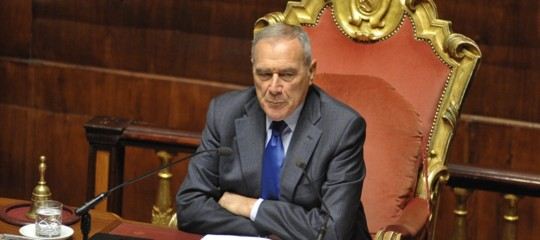 """Sinistra Italiana: """"Grasso saràil nostro leader"""""""