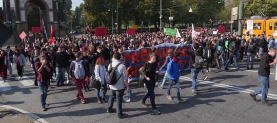 L'autunno tiepido degli studenti italiani