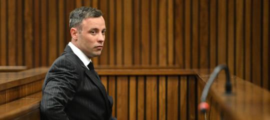 Pistorius: pena raddoppiata in appello, dovràscontare 13 anni