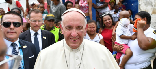 """Migranti. Papa Francesco: """"Si fomenta la paura a fini elettorali"""""""