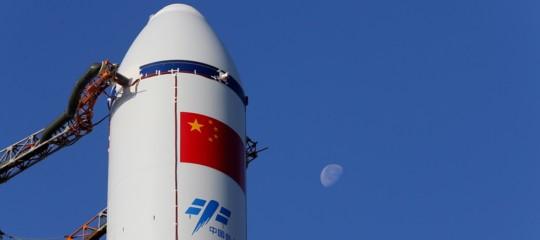 Anche la Cina vuole la luna