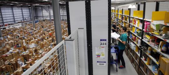 Quanto guadagna effettivamente un magazziniere diAmazon?