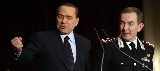 Chi è il LeonardoGallitelli, il generale che Berlusconivorrebbe premier
