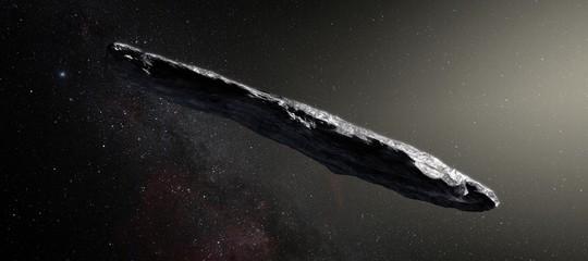 L'asteroide-sigaro, messaggero dallo spazio interstellare