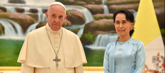 Cosa ha detto il Papa in Myanmar, dove ha difeso i musulmani, senza nominarli