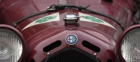 F1: l'Alfa Romeo torna in pista, dal 2018 partner diSauber