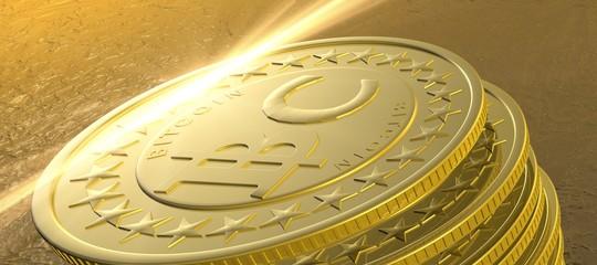 IlBitcoinha superato i diecimila dollari. E ora dove arriverà?
