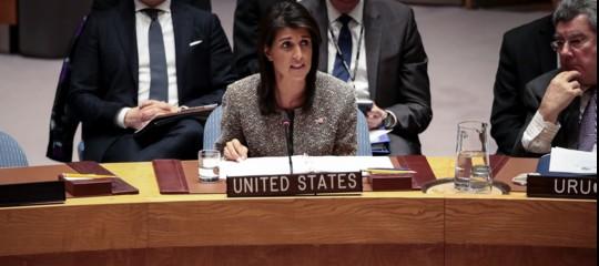 Gli Usa accusano: Pyongyang ha portato il mondo più vicino alla guerra
