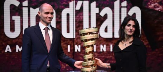 Un incidente diplomatico con Israele ha rischiato di intralciare il Giro d'Italia