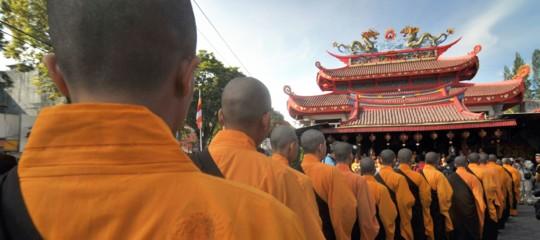 "Perché Francesco ha ""sdoganato"" Budda nelviaggio in Myanmar"