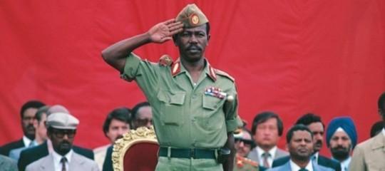 Caduto Mugabe, che ne sarà del suo amico Menghistu?